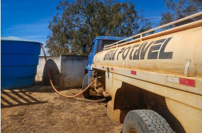 Prefeitura garante abastecimento de água para mais 13 comunidades rurais