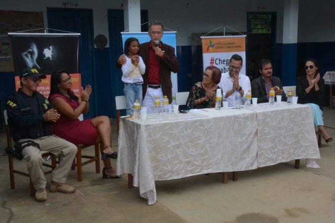 Iguá recebe ação no Dia de Combate ao Abuso e Exploração Sexual de Crianças e Adolescentes