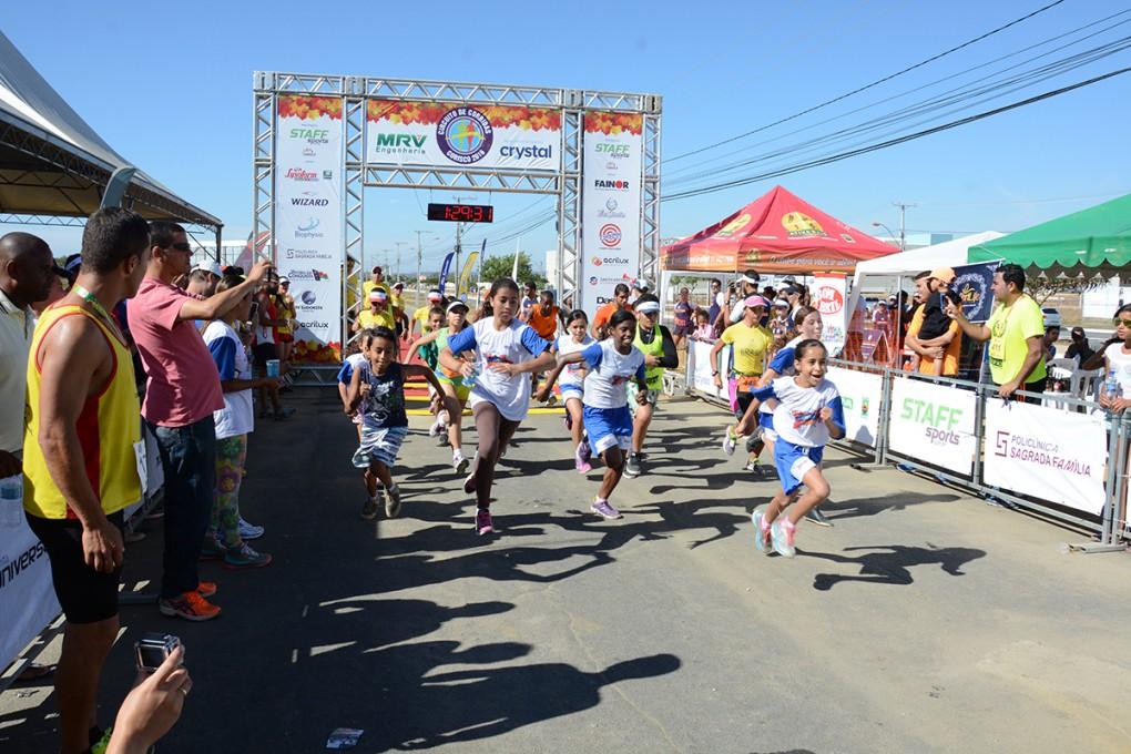 Circuito da Corisco também foi realizado na manhã deste domingo, 5, na Olívia
