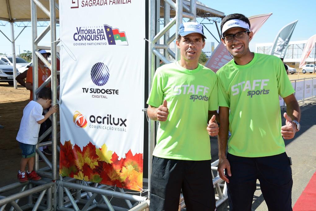 Alexandrino Filho (à esquerda)