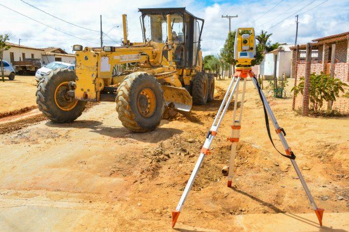Prefeitura faz obra de melhorias em mais um trecho de Itaipu