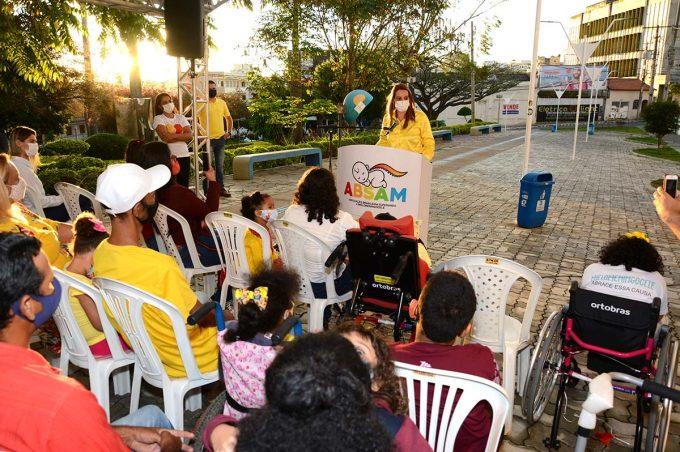 Governo Municipal reafirma compromisso de assistência em saúde para crianças com mielomeningocele