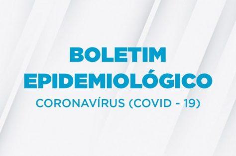 03/05 – Boletim epidemiológico: 85 novos casos de Covid-19 e três óbitos registrados