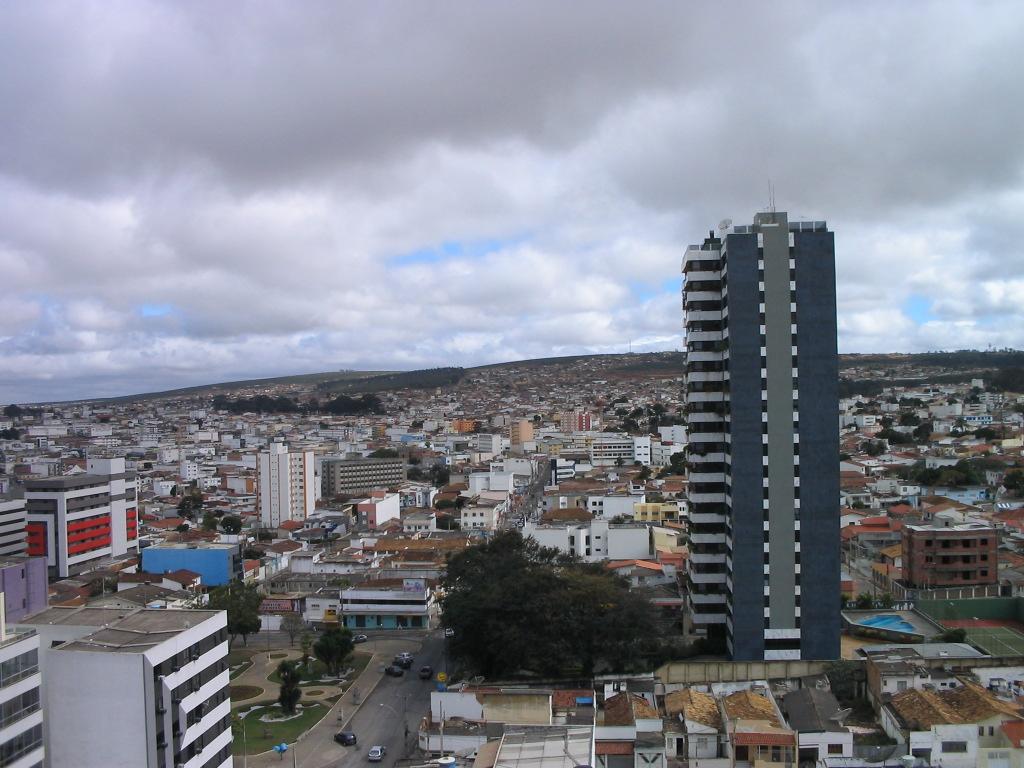 Vitória da Conquista Bahia fonte: www.pmvc.ba.gov.br