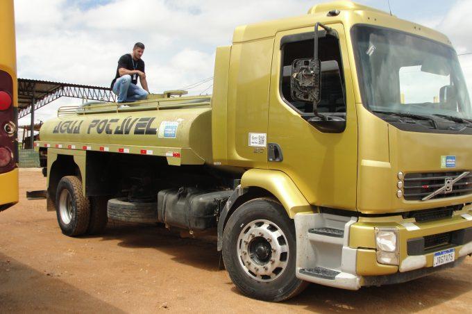 Vigilância Sanitária divulga datas para credenciamento de inspeção sanitária em carros-pipa