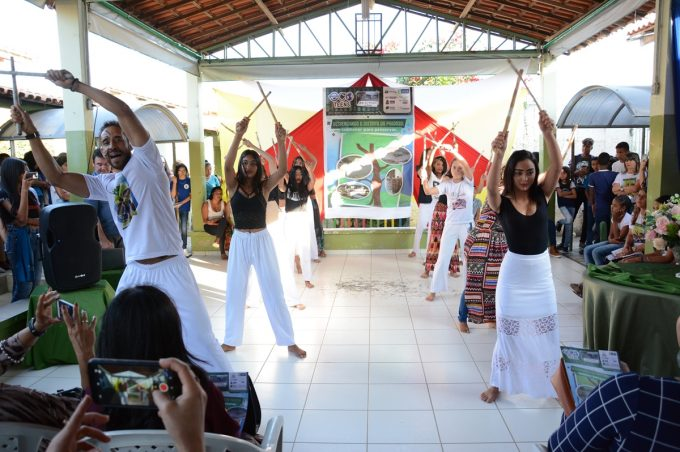 Entusiasmo da Escola Municipal José Rodrigues do Prado marca lançamento do Jornal Eco Teens
