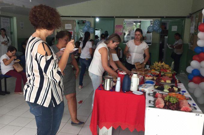Hipertensão e Diabetes são tema de Feira de Saúde no Centro de Saúde Régis Pacheco