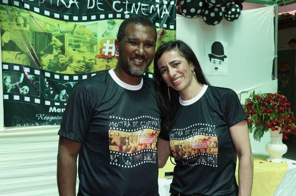 Valdomiro Marques e Maria Dolores