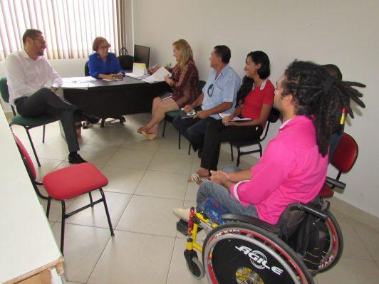 Conselho da Pessoal com Deficiência