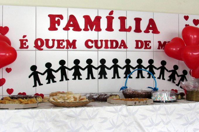 Dia da Família é comemorado na Unidade de Acolhimento Institucional