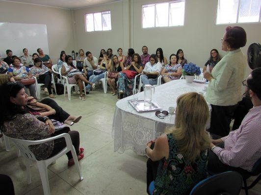 Reunião Rede Proteção da Mulher