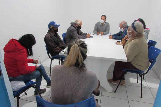 Prefeitura realiza reunião em José Gonçalves sobre o projeto SUAS na Comunidade