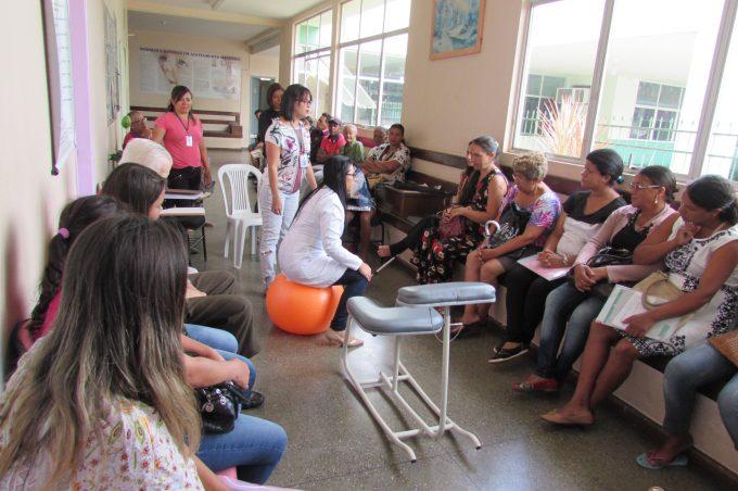 Fundação de Saúde inicia curso de formação para doulas voluntárias