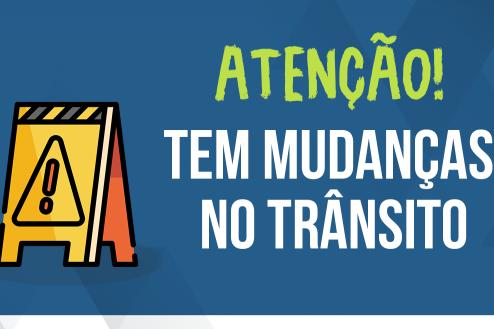 Prefeitura informa mudança no trânsito na Avenida Régis Pacheco a partir desta sexta (23)