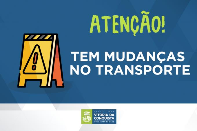 Prefeitura faz nova alteração nos horários dos ônibus para atender decreto estadual