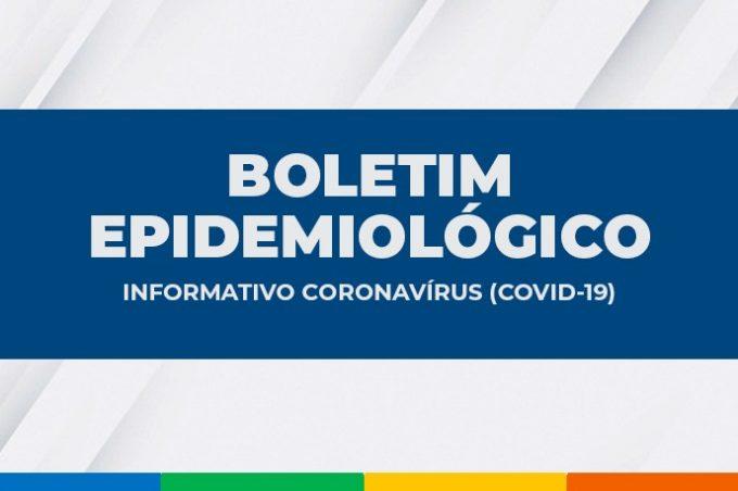 Boletim Covid-19: 65 novos casos e um óbito registrado nesta quarta