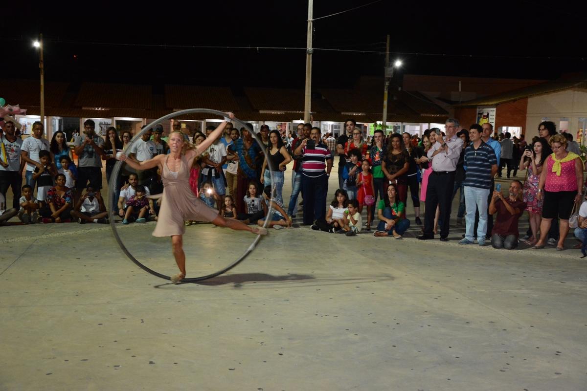 Governo Mais Perto de Você prestigia festival que mostra a riqueza das artes de rua