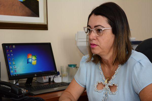A Secretária Municipal de Finanças, Marivone Ribeiro, explica que o IPTU é revertido em melhorias para a cidade.