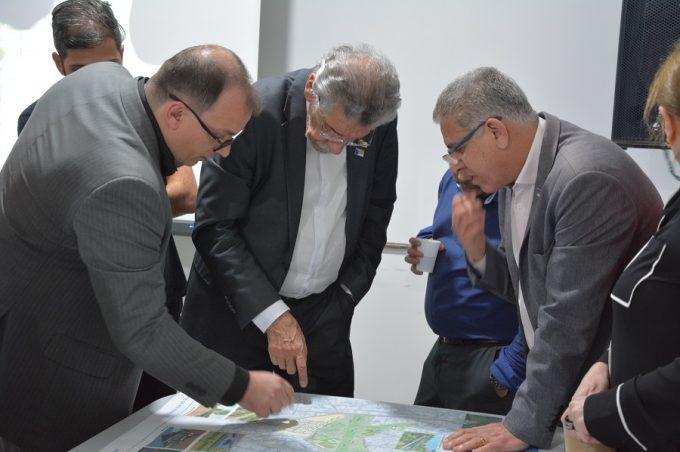 Projeto do Parque Ambiental do Rio Verruga é apresentado ao governo