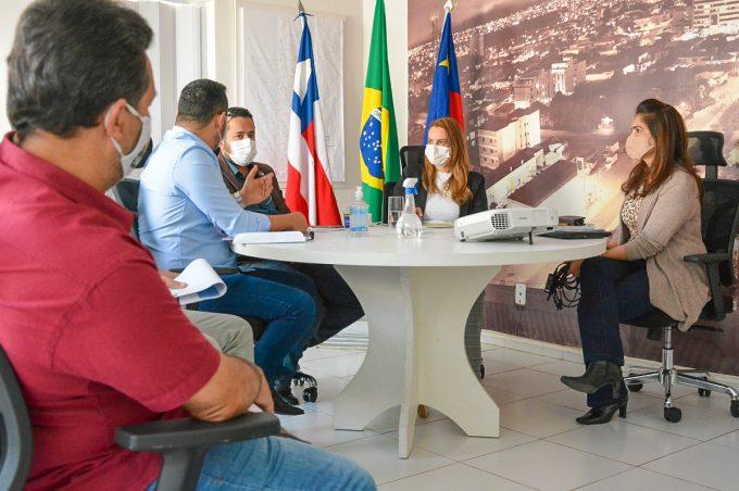 Desenvolvimento Social apresenta planejamento estratégico à prefeita