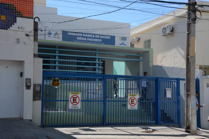 Unidade Básica de Saúde Régis Pacheco já está funcionando em nova sede