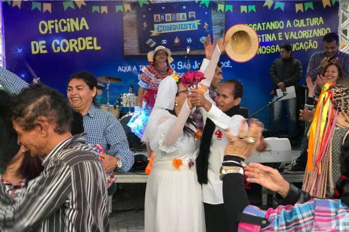 Serviços de Saúde Mental de Conquista celebram os festejos juninos