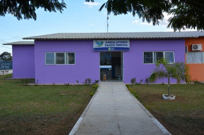 Prefeitura entrega novo Ambulatório de Saúde Mental nesta terça-feira (21)