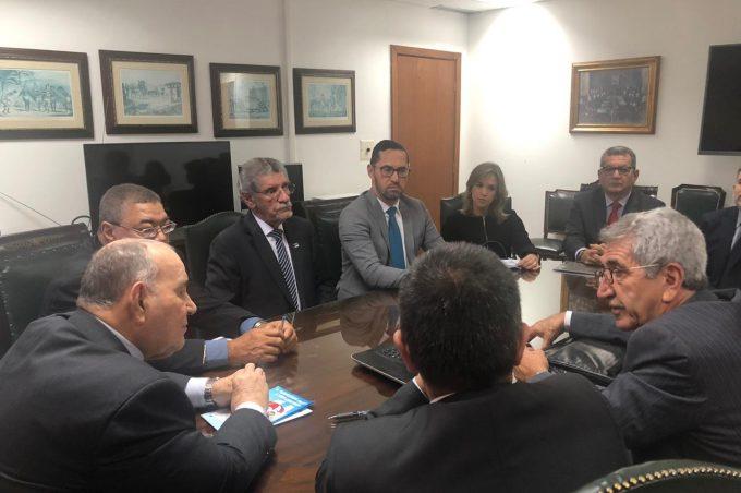 Reunião entre prefeitura e TJ-BA garante implantação da 2ª Vara da Família e da 2ª Vara da Fazenda Pública em Conquista