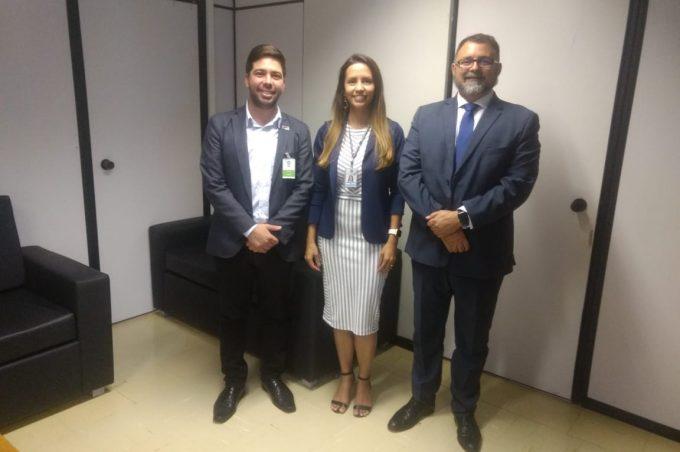 Em Brasília, Governo Municipal se reúne com Ouvidoria Geral da União
