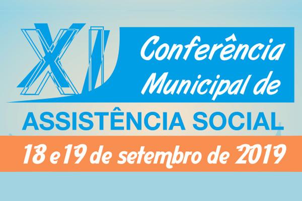 XI Conferência Municipal de Assistência Social começa nesta quarta-feira (18)
