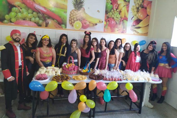 Unidade de Acolhimento Institucional celebra mês da criança