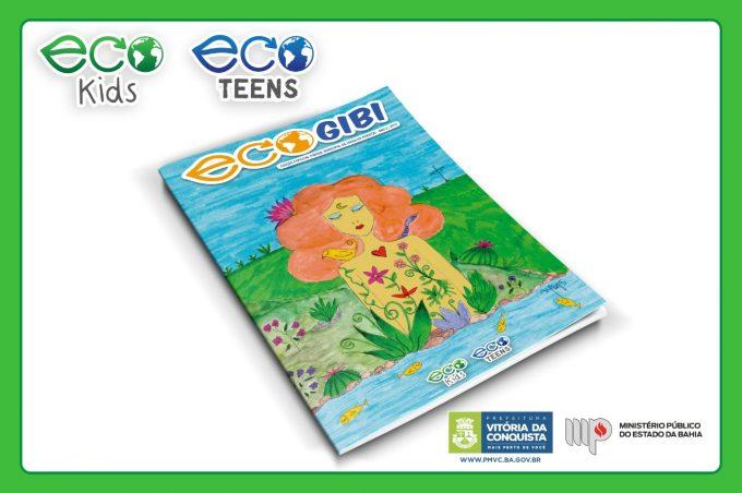 Eco Kids e Eco Teens: Premiação do Concurso de Histórias em Quadrinhos será dia 31