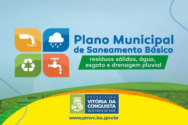 Oficina do Plano Municipal de Saneamento Básico (PMSB)