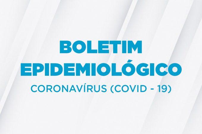 08/07 – Boletim epidemiológico: 1.069 casos de Covid-19 confirmados, 841 recuperados e 206 seguem em recuperação