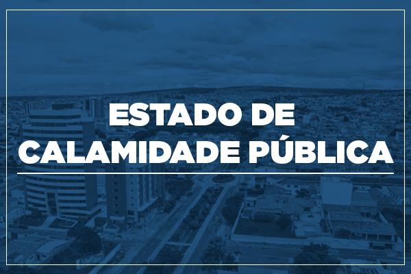 Coronavírus: Prefeitura decreta estado de calamidade pública