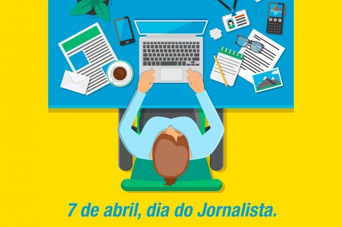 No Dia do Jornalista, Prefeitura lembra que a informação também pode salvar vidas
