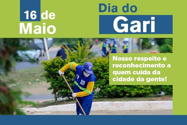 Dia do Gari: Homenagem àqueles que são fundamentais para o bem-estar e a saúde da cidade