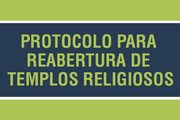 Decreto Municipal: Prefeitura autoriza funcionamento de templos religiosos com restrições