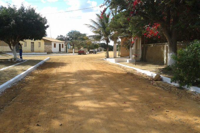 Mutirões de limpeza também chegam aos povoados da zona rural