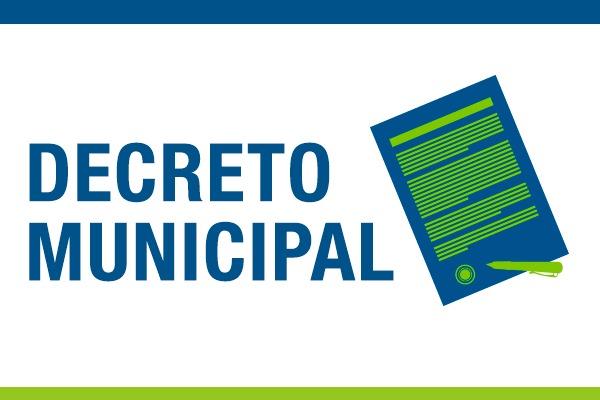 Decreto Municipal: Renovada a suspensão das aulas presenciais e está proibida a distribuição de panfletos