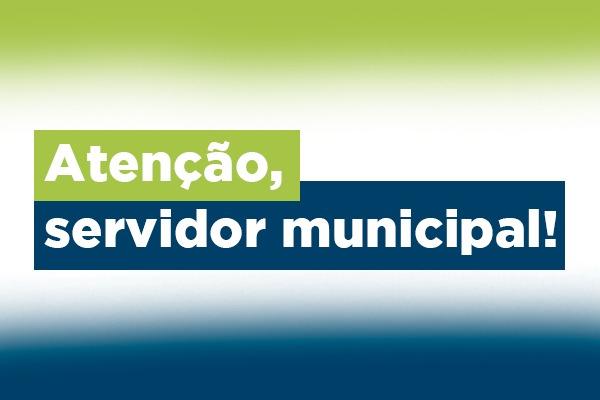 Devido a pandemia, Prefeitura antecipa pagamento de salário dos servidores