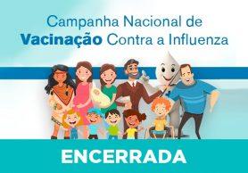 Campanha de Vacinação contra gripe Influenza