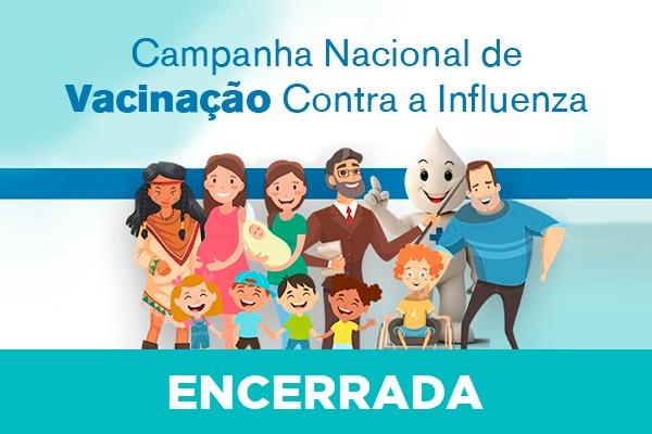 Vacinação contra a Gripe Influenza se encerra em Vitória da Conquista com 98% de cobertura vacinal