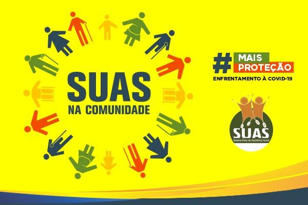 SUAS na Comunidade chega aos assentamentos Santa Marta e Amaralina