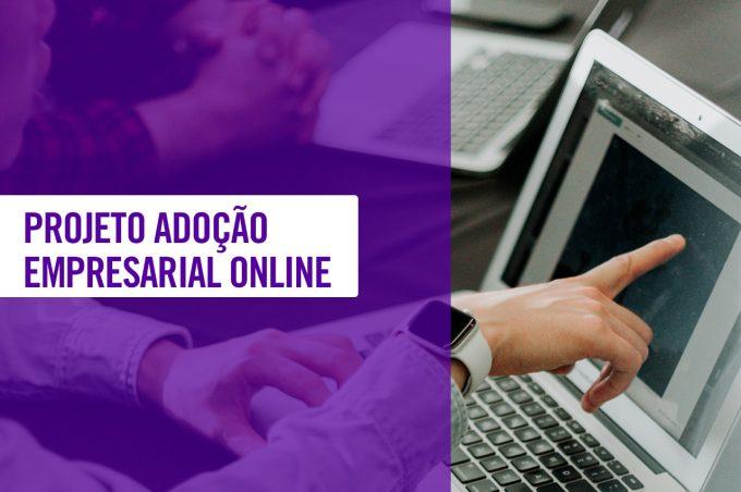 Empresa apresenta resultados do Projeto de Adoção Empresarial Online