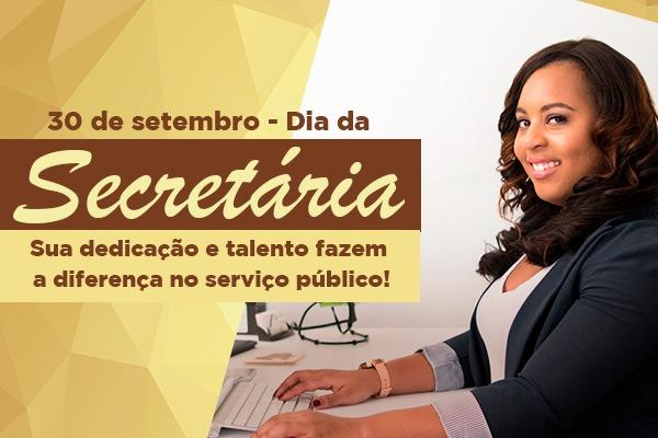 Prefeitura parabeniza profissionais pelo Dia da Secretária