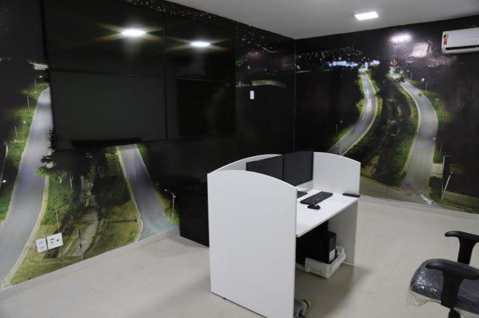 Prefeitura implanta sistema de monitoramento da iluminação pública
