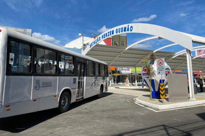 Estação Herzem Gusmão entra em funcionamento e recebe elogios