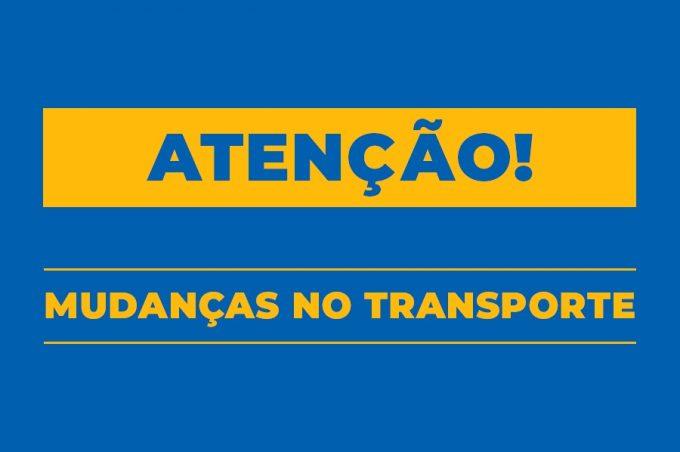 No feriado de São João, transporte coletivo funciona com horário de domingo