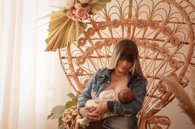 Agosto Dourado: Atenção Básica desenvolve ações de incentivo e apoio ao aleitamento materno